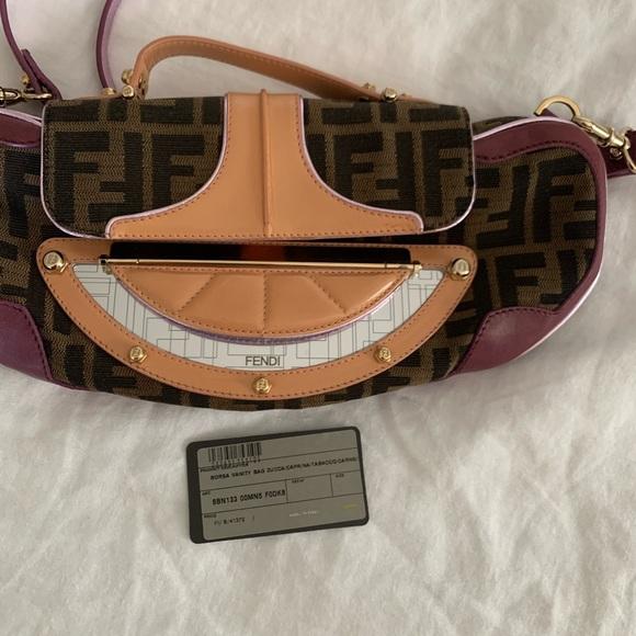 Fendi Handbags - Fendi Shoulder Bag (Authentic)